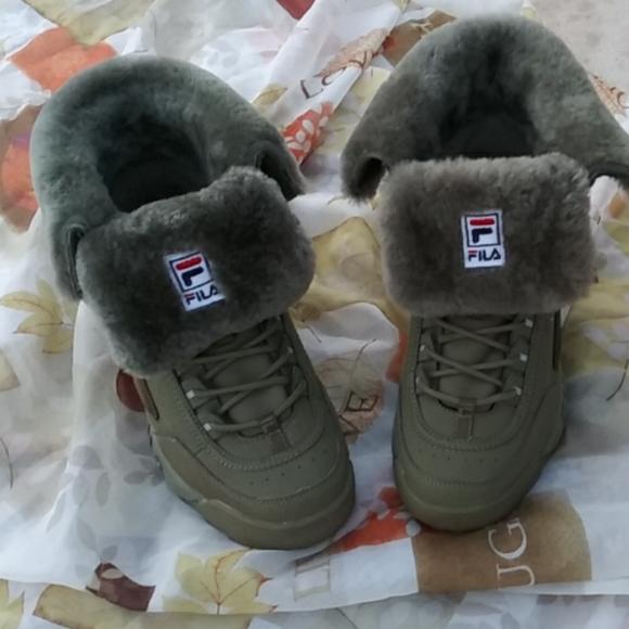 Fila Shoes | Boots | Poshmark